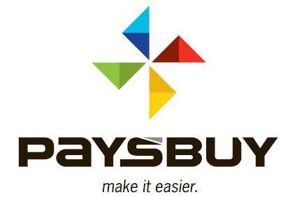 PaySbuy ชำระง่ายใช้จ่ายได้ทุกที่