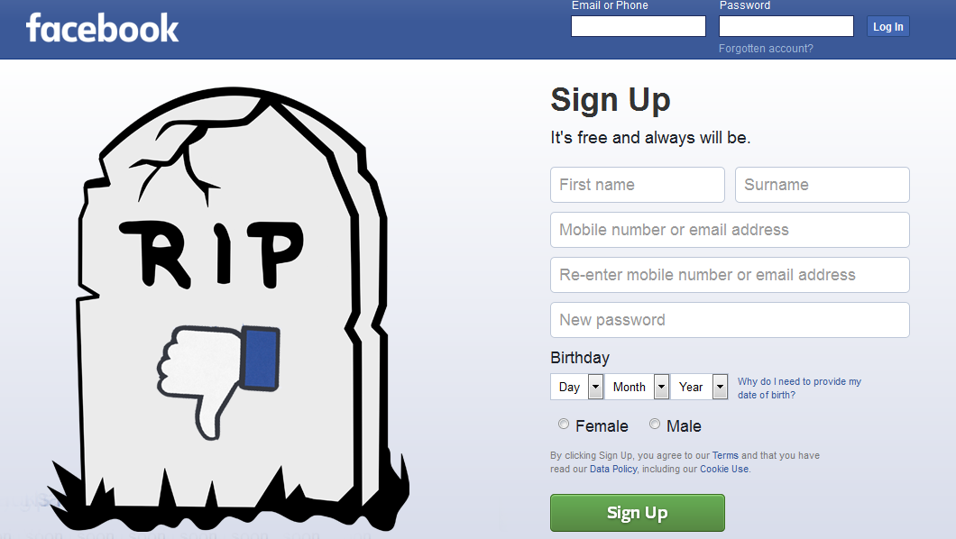 ทำเถอะจะได้ไม่เป็นภาระลูกหลาน! วันนี้คุณทำพินัยกรรมใน Facebook แล้วหรือยัง